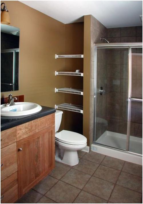 Platinum House Bathroom