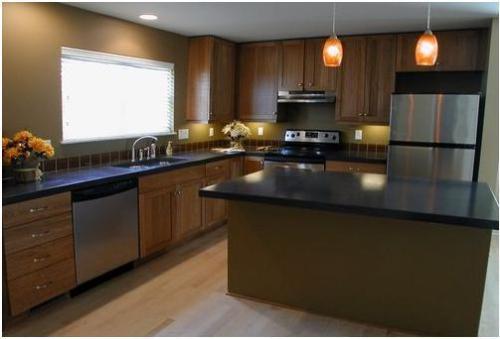 Platinum House Kitchen